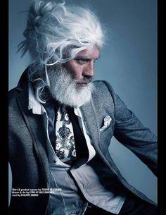 Paul Mason  Canadian male Model #paulmason