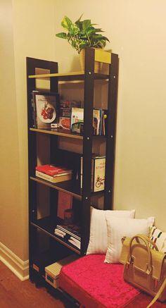 IKEA Laiva Bookcase Hack https://natashamenonlife.wordpress.com/2016/07/23/diy-ikea-hack/