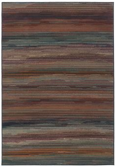 The Adrienne collection is machine-woven from polypropylene incorporating high-twist and two-tone yarns resulting in an eye catching surface texture. The designs burst with pops of color in shades of warm plum, cayenne red, soft tangerine and spa...