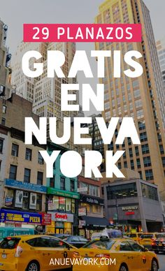 Gratis en Nueva York What to do for free in New York: 29 ideas and original plans for all tastes. Travel Info, Travel Tips, New York Bucket List, New York City Travel, Local Events, Concrete Jungle, Vacation Trips, Travel Around The World, Travel