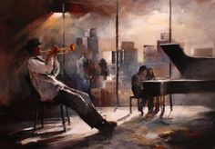 Love, Peace and LipGlosses: Willem Haenraets - expressionist artist