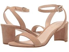 Pelle Moda Moira 2 | Zappos.com Tan Shoes, Shoes Heels, Classy Winter Outfits, Block Heels, Open Toe, Ankle Strap, Footwear, Pairs, Sandals