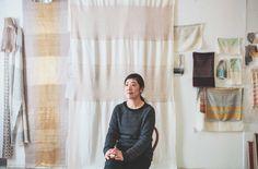 Master Weaver Hiroko Takeda: Textiles As Art