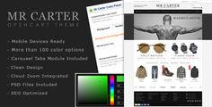 Deals Mr Carter - OpenCart Premium ThemeWe have the best promotion for you and if you are interested in the related item or need more information reviews from the x customer who are own of them before please follow the link to see fully reviews