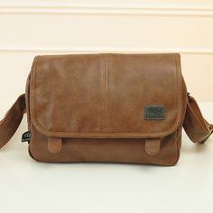 stacy bag good quality brand men Preppy style vintage handbag man leather shoulder bag male casual messenger bag school bag $18.00