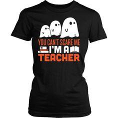 Teacher - Halloween Ghost