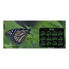 2018 Garden Whispers Calendar by Janz 9x4 Magnet