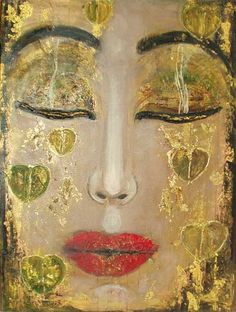 """""""Patience is not the ability to wait, but the ability to keep a good attitude while waiting.""""     ~ Joyce Meyer    Artist: Anne-Marie Zilberman   <3 lis"""