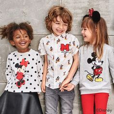 "H&M Kids on Instagram: ""Happy Birthday!❣️ Exclusive Mickey Mouse collection now online and in store. #HMKids  Jeans: 0555326"" H&m Kids, Christmas Sweaters, Mickey Mouse, Happy Birthday, Store, Jeans, Collection, Instagram, Fashion"