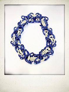 Byzantine Unisex stretch Bracelet