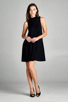 Mara Dress - Black