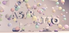 """""""Astratto"""" Low Poly Collection on Digital Art Served"""