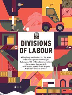 Divisions of Labour - alconic — Andrea Manzati