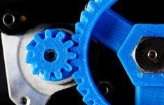 Titanium powder used to 3D print automotive parts. #3dPrintedAutomotive