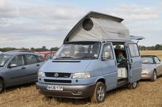 VW T4 Bilbo Camper Van.