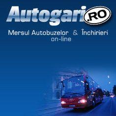 Autogari.RO - Bus companies - Timetable of buses, coaches and minibuses maxitaxi in Romania.