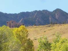NCAR Boulder - I love the bike ride to the top. Super place to start hikes and the architecture is always eye catching.