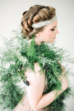 Elegant bridal session ideas | Carrie King Photography | see more on: http://burnettsboards.com/2014/12/whimsical-elegant-bridal-inspiration/