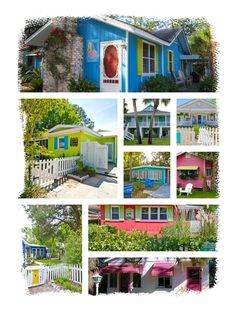 MERMAID COTTAGES which is your favoritie