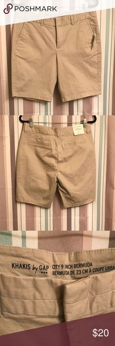 ✨ Khakis by GAP 💜 Please see pics for details GAP Shorts