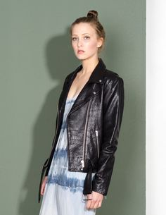 VEDA Jayne Classic Jacket available @bygeorgeaustin