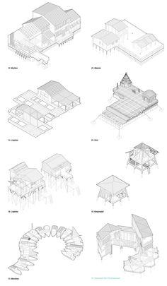01.SisterCities, Ane Ferreiro Sistiaga, Architect