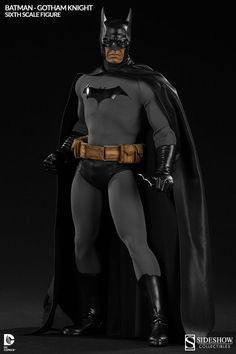 Pre-Order Sideshow DC Comics Batman 'Gotham Knight' 1:6 Figure #fanboycollect