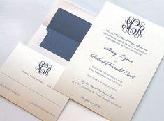 Elegant Wedding Invitations With Ribbon : Mkrs.info | invitations ...