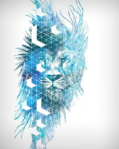 ID Gum: Illustration for Packaging by David Fleck, via Behance