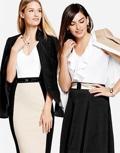 Looking to add a bit of clean sophistication to your work day?  Just add one of our newest jackets and go!  #whbm #workmastered
