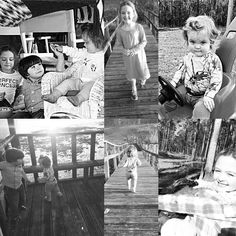 Looking upon the photos my wife took of our girls and my nephew enjoying a day of fun in the outdoors I am reminded...There is an innocence in those little ones that grace our days as mothers and as fathers that is irreplaceable. For too few years we get to experience it's grandeur it's truth it's spirit. Passing in the blink of an eye we see them go from total dependence to self-reliance. They are here to teach us not us teach them so says the Lord. Learn from their innocence their goodness…