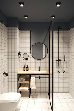 Country Home Decor Love this modern wet room bathroom design! Easy access for cleaning the whole area too! Home Decor Love this modern wet room bathroom design! Easy access for cleaning the whole area too! Wet Room Bathroom, Small Bathroom, Bathroom Ideas, Bath Room, Bathroom Organization, White Bathroom, Tiny Bathrooms, Small Shower Room, Hotel Bathrooms