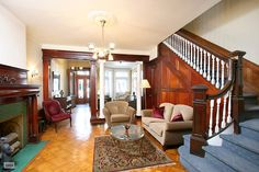 Brown Harris Stevens   Luxury Residential Real Estate: A House That Says Home, Brooklyn, New York - $2,999,000