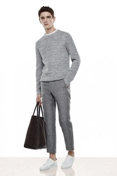 Reiss 2016 Spring Summer Mens Collection Look Book 024 450x675 Reiss Stands  by Chic Spring Tailoring ed64b25de038e