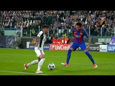 Neymar vs Juventus Away HD 1080i (11/04/2017) by MNcomps - YouTube