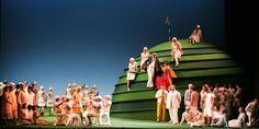 Lehár's Das Land des Lächelns from Teatro Verdi di Trieste. Production by Damiano Michieletto. Sets by Silvia Aymonino.