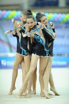 Первенство России - Казань 7-10 февраля - Всероссийская Федерация Художественной Гимнастики