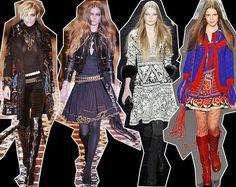 Bohemian Look for Women Gypsy Punk, Gypsy Chic, Gypsy Style, My Style, Punk Fashion, Love Fashion, Fashion Outfits, Fashion Trends, Style Fashion