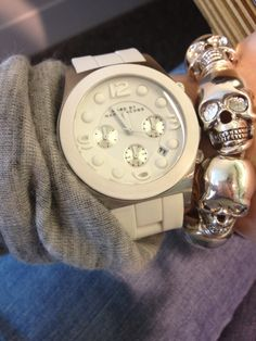 Marc by Marc Jacobs Rivera Chrono watch