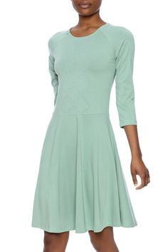 Quilted Stitch Madison Dress - main