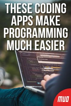6 Coding Apps That Make Programming Easier - - Want to learn coding but can't afford a course? Coding apps are the smart answer, letting you learn to code wherever you go. Learn Computer Coding, Computer Programming Languages, Learn Computer Science, Computer Basics, Learn Programming, Technology Hacks, Computer Technology, Teaching Technology, Technology Integration