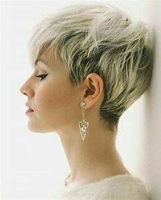 Super Very Short Pixie Haircuts & Hair Colors for 2018-2019 | Page 4 of 9