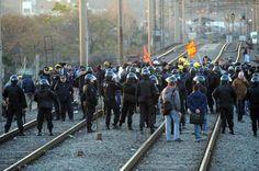 CRÓNICA FERROVIARIA: Línea Roca: Por corte de vías se encuentran todos ...