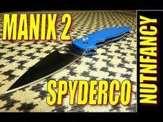 "Spyderco Manix 2: ""Sprint to Perfection"" by Nutnfancy"