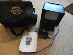Underwater Video Camera with monitor in new condition/possibly never used$60 #outdoors, #campinggear, #fishinggear, #ClimbingGear