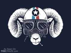 Prep Ramming Speed T-Shirt Designed by heavyhand    Source: http://teecraze.com/prep-ramming-speed-t-shirt/