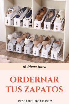 5d86b5aa34f 16 Ideas creativas para guardar y organizar tus zapatos