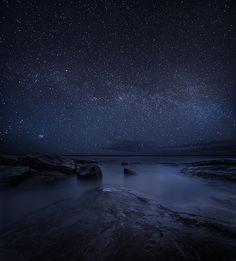 Dark Night by Mikko Lagerstedt, via 500px