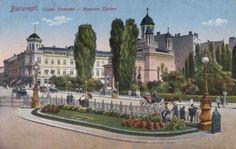 Biserica-Zlatari vechiul Bucuresti old Bucharest Romania