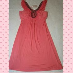 Cute dress Cute and sexy dating clothing with sparkling shoulders and neckline. Knee length  brand new with tags. dating clothing Dresses Mini